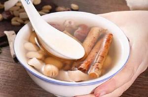 白扁豆山藥茶