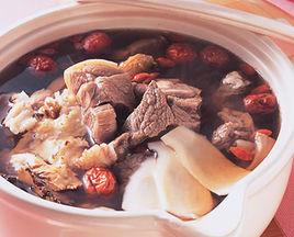 枸杞羊肉湯