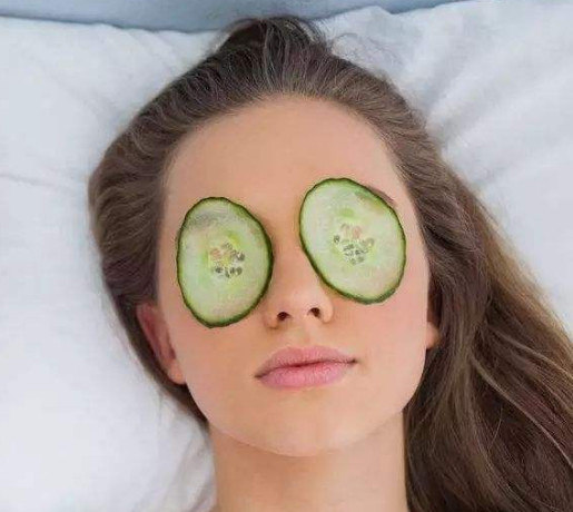 黃瓜 食物 美容 敷眼 夏日 補水 保濕 保養